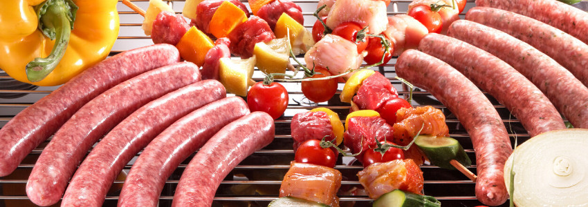 Assortiment barbecue