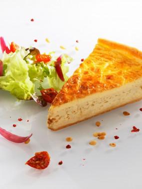 Formule tarte salée / croque-monsieur