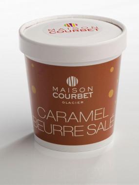Glace caramel beurre salé