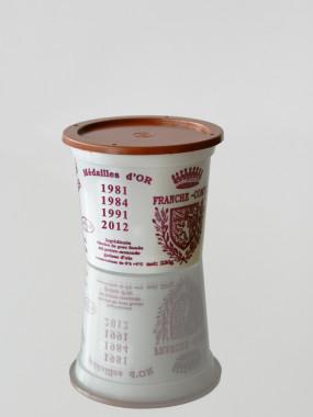 Rillettes comtoise en pot de 230 gr
