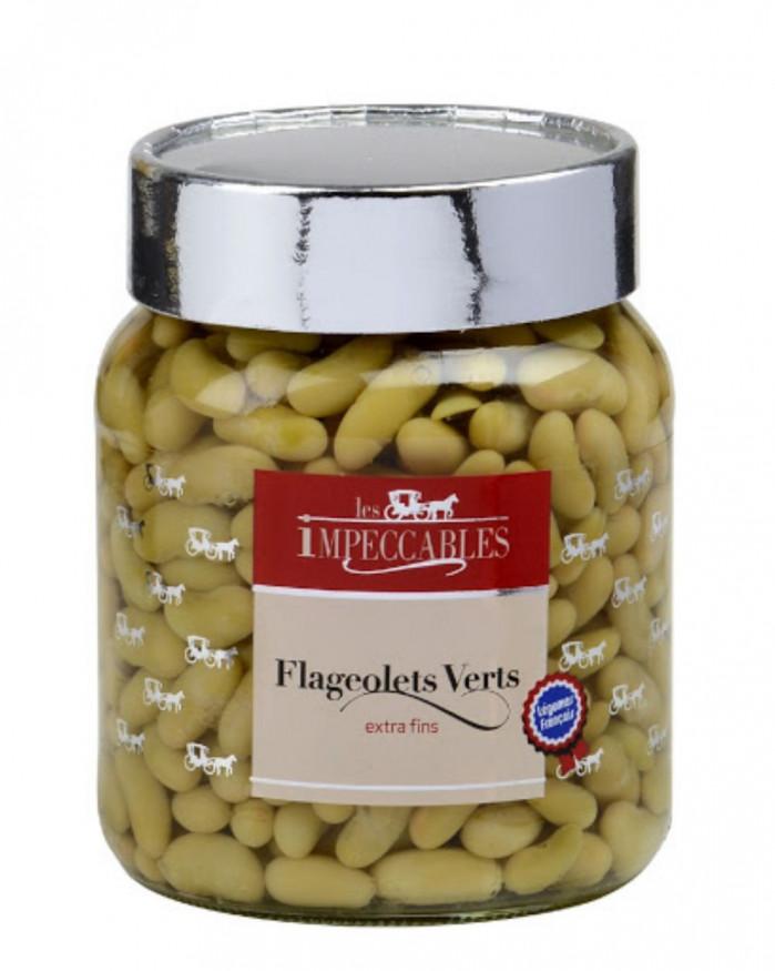 Flageolets le bocal de 330 g