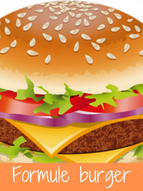 Formule Burger - snacking