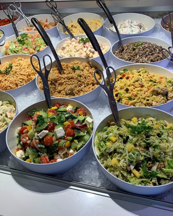 Salade Israelienne