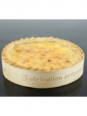 Tarte au fromage 4 pers