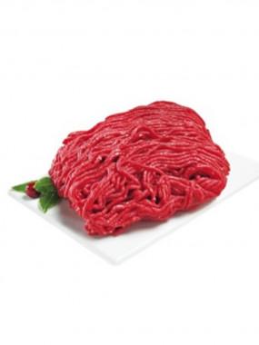 Viande de bœuf hachée